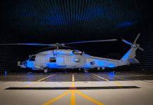 A MH-60R helicopter   lockheedmartin.com