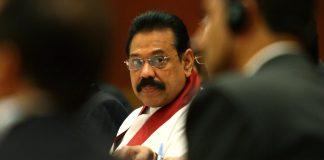 Mahinda Rajapaksa | Pankaj Nangia/Bloomberg News