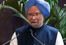 File photo of Former prime minister Manmohan Singh in New Delhi   Shahbaz Khan/PTI