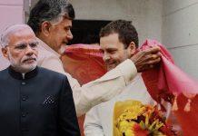 Naidu and Rahul Gandhi