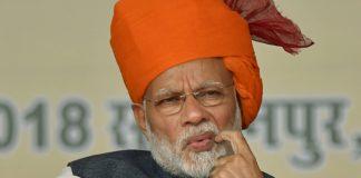 Prime Minister Narendra Modi | Kamal Kishore/PTI