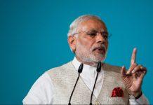 PM Narendra Modi   Nicky Loh/Bloomberg