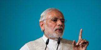 PM Narendra Modi | Nicky Loh/Bloomberg