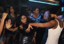 A rave party in Bangalore | Robert Wallis/Corbis via Getty Images