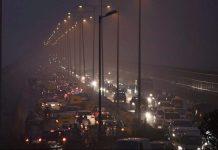 Air pollution in Delhi | PTI