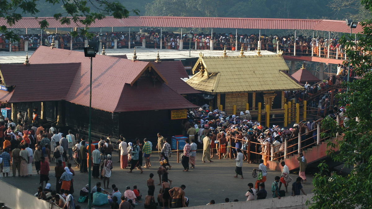Supreme Court to revisit Sabarimala case order on 22 January