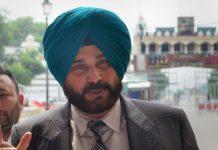 File image of Navjot Singh Sidhu