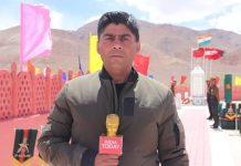 India Today executive editor Gaurav Sawant