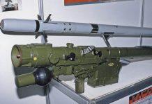 Igla-S man-portable air defence missile system