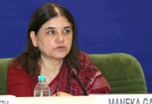 File photo of Maneka Gandhi | Facebook
