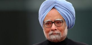 File photo of former prime minister Manmohan Singh
