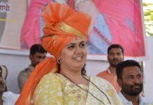 Maharashtra minister Pankaja Gopinath | Facebook/@PankajaGopinathMunde