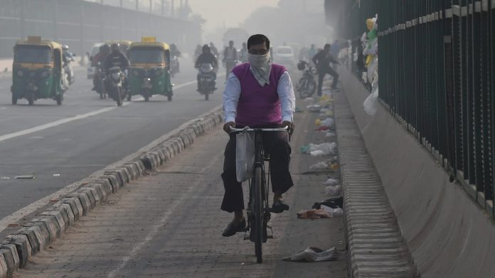 New Delhi is world's most polluted capital followed by Dhaka