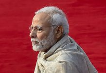 File photo of Prime Minister Narendra Modi | Kamal Singh/PTI