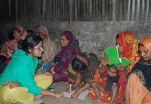 Bangladeshi women undergoing an adult education programme by Bangladesh Youth Leadership Centre (representational image) | Commons