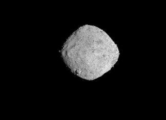 Asteroid Bennu | @OSIRISREx/Twitter