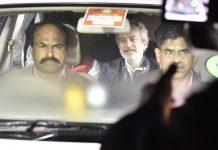 AgustaWestland scam accused middleman Michel Christian at CBI headquarters in New Delhi | Ravi Choudhary/PTI