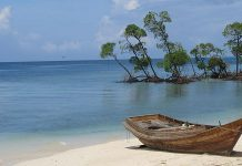 Havelock island in the Andamans | Commons