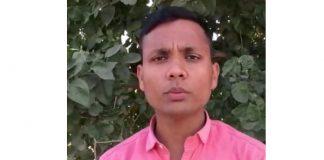 File image of the main accused Yogesh Raj | YouTube