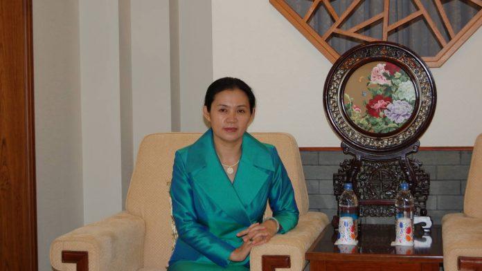 Jiang Yili | Photo credit: Chinese embassy to India