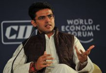 Congress leader Sachin Pilot is among the contenders for the next Rajasthan CM | Facebook