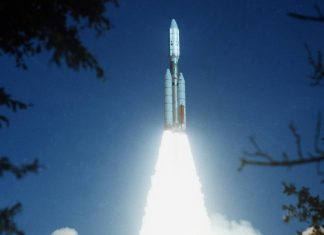NASA's Voyager 2 was launched on August 20, 1977 | NASA