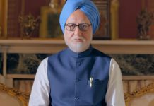 Anupam Kher as Manmohan Singh in The Accidental Prime Minister | YouTube screengrab