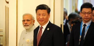 File image of PM Narendra Modi and Chinese President Xi Jinping