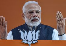 Prime Minister Narendra Modi addressing the two-day BJP National Convention | PTI