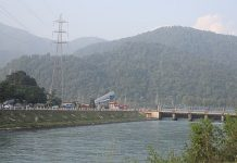 Dakpathar barrage in Uttarakhand across Yamuna river | Commons
