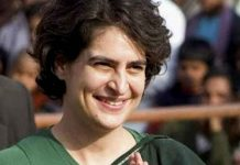 File photo of Priyanka Gandhi Vadra | @SanjaySDutt/ Twitter