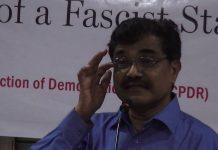 File photo of Anand Teltumbde | YouTube