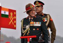 Army chief Bipin Rawat at Army Day parade | Praveen Joshi/ThePrint