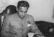 File image of C.D. Deshmukh