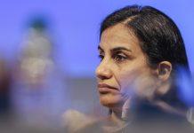 File image of Chanda Kochhar