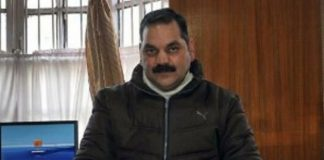 File image of Omesh Bharti | By special arrangement