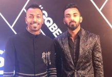 File photo of Hardik Pandya and KL Rahul | OfficialHardikPandya/Facebook