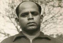File photo of K D Jadhav | Commons