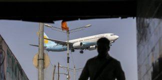 A Jet Airways India Ltd. aircraft in Mumbai | Dhiraj Singh/Bloomberg