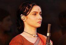 Ankita Lokhande as Jhalkaribai in the film 'Manikarnika' |ManikarnikaFilm/Facebook