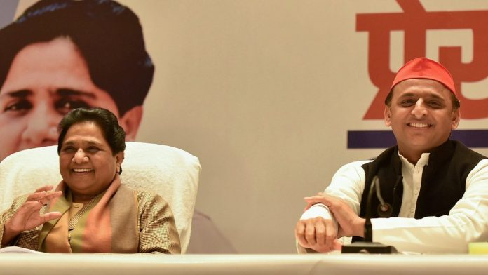 Akhilesh, Mayawati to dent BJP numbers in UP, but not as much as expected