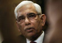 File image of Vinod Rai | Anthony Kwan/Bloomberg