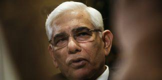 File image of Vinod Rai   Anthony Kwan/Bloomberg