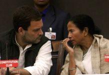 Rahul Gandhi and Mamata Banerjee | Twitter