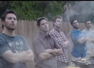 A screenshot from the Gillette ad | YouTube
