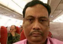 File photo of Kanak Sarkar | Facebook