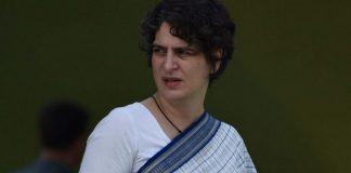 File photo of Priyanka Gandhi | Vipin Kumar/Hindustan Times via Getty Images