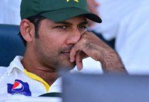 Pakistan cricket captain Sarfraz Ahmed