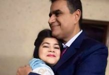 Suman Kumari with her father