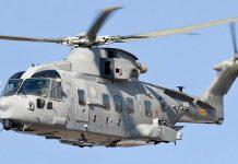 An AgustaWestland chopper | Commons